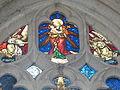 Freistadt Liebfrauenkirche - Fenster 6 Maria im Strahlenkranz.jpg