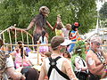 Fremont Solstice Parade 2008 - Monkeys 01.jpg