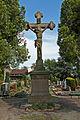 Friedhofskreuz, um 1900 - IMG 6808.jpg
