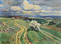 Fritz von Wille Vorfrühling in der hohen Eifel.jpg