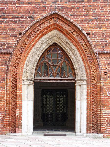 portal katedry we Fromborku