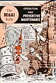 Front cover - the M16A1 Rifle - Operation and Preventive Maintenance (art by Will Eisner).jpg