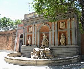Fuente del Lozoya