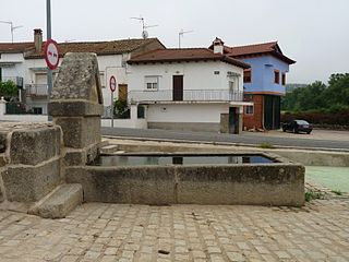 Higuera de las Dueñas Place in Castile and León, Spain
