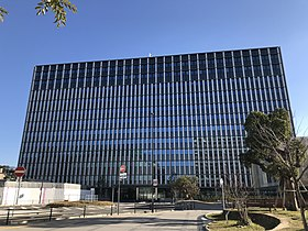 Fukuoka High Court and Fukuoka District Court 20181231.jpg