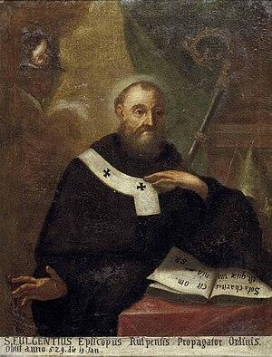Fulgentius of Ruspe - Saint Fulgentius of Ruspe