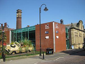 Fusilier Museum - The Fusilier Museum main entrance