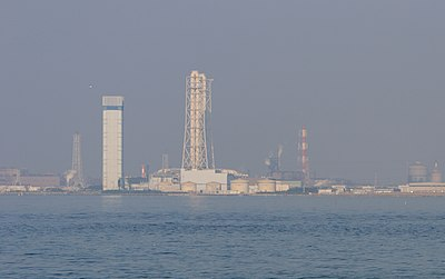 Picture of 富津火力発電所