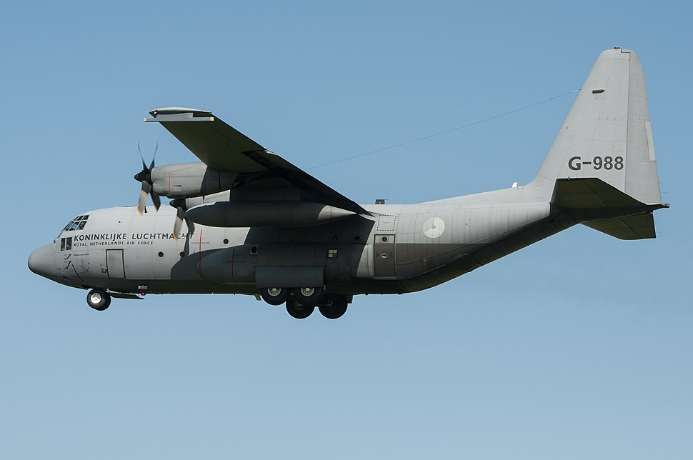 Royal Netherlands Air Force Howling Pixel