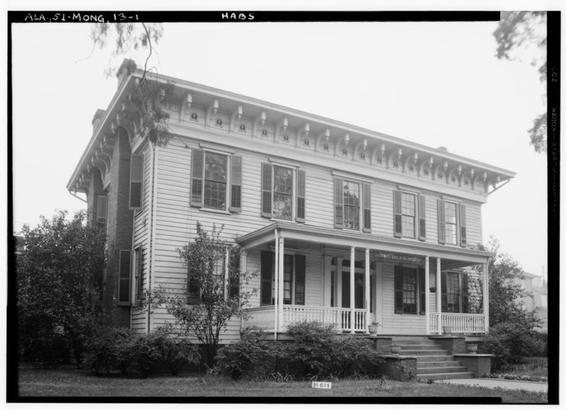 Front Elevation Of White House : File general front view north elevation first white