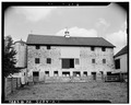 GENERAL VIEW - Stone Barn A, State Route 132, Neshaminy, Bucks County, PA HABS PA,9-NESH.V,1A-1.tif