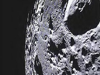 GRAIL - MoonKAM shot