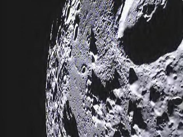 GRAIL MoonKAM NASA mission 15