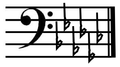 G flat major on bass clef.png