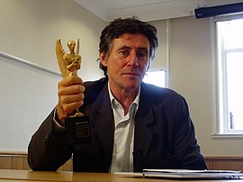 Photo de Gabriel Byrne