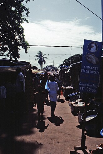 Albert Market - Image: Gambia 051 from KG