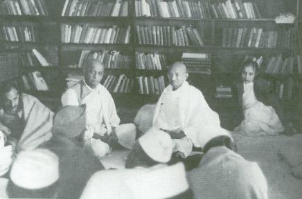 Gandhi Patel 1940