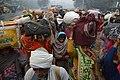 Gangasagar Pilgrims - Babu Ghat Area - Kolkata 2018-01-14 6473.JPG