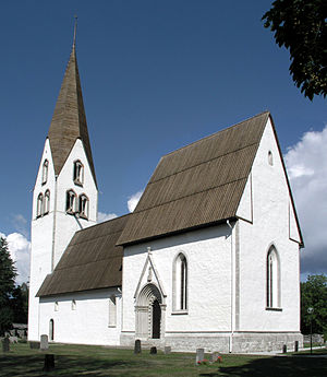 Garde Church - Image: Garda View 01