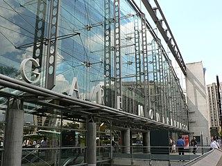 Gare de paris montparnasse wikip dia for Exterieur quai le bouillon de l est
