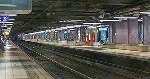 Musée d'Orsay Station - Platforms