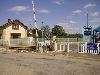 Bengy-sur-Craon - Railway station