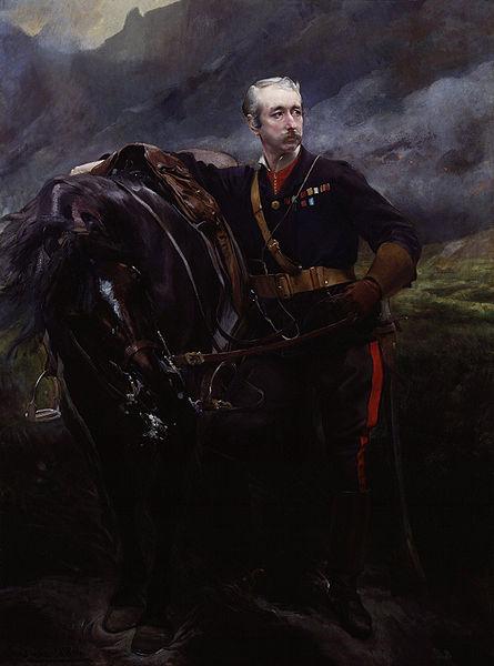 Archivo: Garnet Joseph Wolseley, 1r vizconde Wolseley por Paul Albert Besnard.jpg