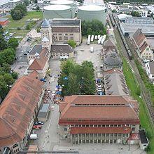 Gaswerk Augsburg – Wikipedia