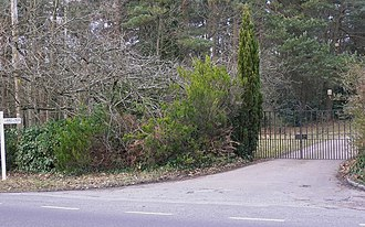 """Land of Nod - Gateway to """"Land of Nod"""" in Headley Down, Hampshire, UK"""