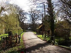 Shackleford - Image: Gatwick, Shackleford geograph.org.uk 145807