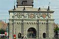 Gdańsk Brama Wyżynna 2012 – fasada zachodnia.JPG