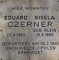 Gedenkstein für Eduard und Gisela Czerner.JPG