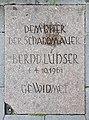Gedenktafel Bernauer Str 44 (Mitte) Bernd Lünser.jpg