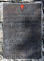 Gedenktafel Normannenstr 28 (Liber) Hans Zoschke.jpg