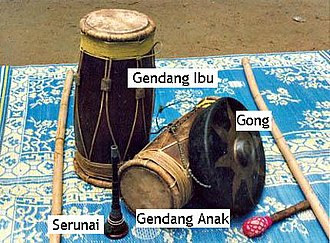 Silat - Basic drum set