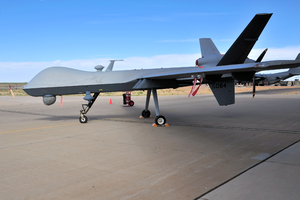 33d Special Operations Squadron - 33d Special Operations Squadron General Atomics MQ-9 Reaper 08-0084