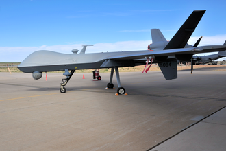 33rd Special Operations Squadron - 33d Special Operations Squadron General Atomics MQ-9 Reaper 08-0084