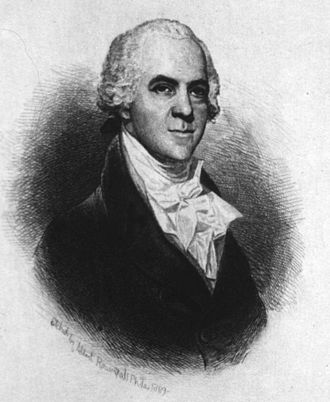 George Logan - Portrait by Albert Rosenthal