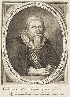 Georg Calixtus German Lutheran theologian