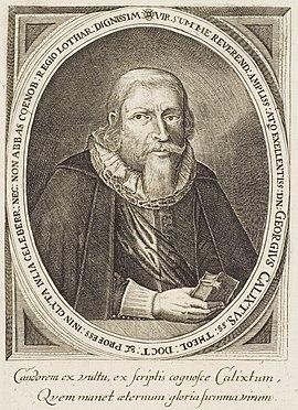Georg Calixt