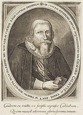 Georg Calixtus - Georg Calixtus