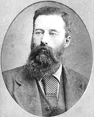 George Morris (New Zealand politician) - Image: George Betham Morris