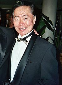 George Takei at 2007 GLAAD Awards.jpg