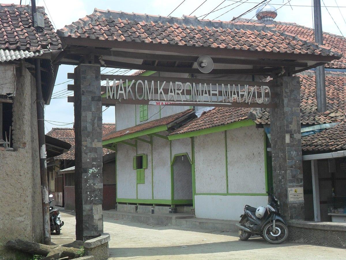 Kampung Mahmud Bahasa Indonesia Ensiklopedia Bebas