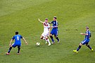 Germany and Argentina face off in the final of the World Cup 2014 -2014-07-13 (20).jpg