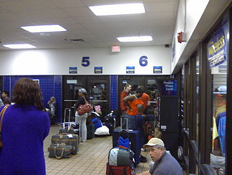 Inside a Greyhound bus station in Nashville, Tennessee, on the morning of May 24, 2010 Ghounnash.jpg