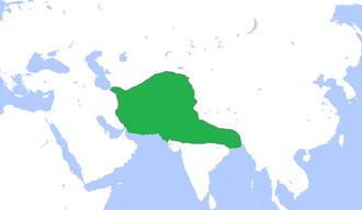 Qarlughids - Image: Ghurids 1200