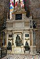 Gian Giacomo Medici grave in Milan Duomo.jpg