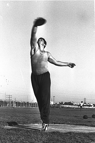Israel at the 1960 Summer Olympics - Gideon Ariel