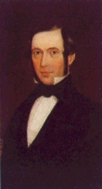 Gideon Mantell - Gideon Mantell – Early portrait